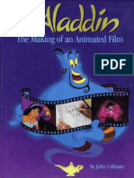 Aladdin - Artbook