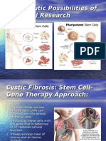 Therapeutic Possibilities of Stem Cell