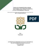 Epistimologi Eksistensialisme Muhammad Iqbal Dan Relevansinya y Smsul Maarif
