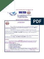 g0vt of India Reg.no.20080226/Cbe