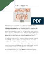 Informasi Terlengkap Dan Terbaru SBMPTN 2014