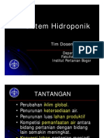 Vi Sistem Hidroponik