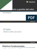 Presentacion Fundamentos Del Color Aurelio Burgueno