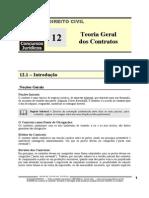 CIV 12 - Teoria Geral Dos Contratos