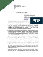Prueba Central Tsi 2013-II
