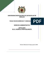 AntologiaDerechoAdministrativo_MoreliaPenaBelmonte