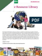 Glogster Edu Educator Resource Library