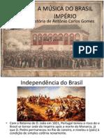 A Música Do Brasil Império