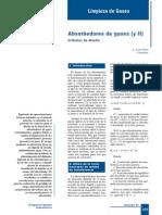 3. Feal Veira a. 2012 Absorvedores de Gas y II Criterios de Diseno