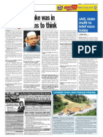 TheSun 2009-11-04 Page04 Asri My Mistake Was in Inviting Muslims to Think