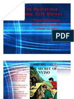 The Mysterious New York Market