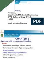 Dr. S. K. Kudari, Professor, Department of Mechanical Engineering, B