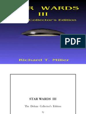Star Wards - Welcome Home Earthman by Richard T  Miller (SE
