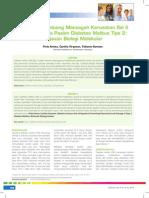 10_214Hipoksia Berpeluang Mencegah Kerusakan Sel B Pankreas Pada Pasien Diabetes Melitus Tipe 2