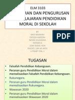 Moral PPT