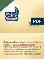 Lili Bone Pancasila