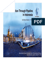 Gas Distribution Trough Pipeline in Indonesia-Rev 1-051011