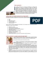 Estado Nutricional y Gestación NUTRICION