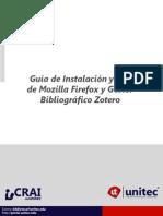 Guia de Instalacion Zotero