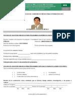 Convocatoria de Becas Del Gobierno de México Para Extranjeros 2013