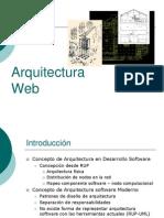 05. Arquitectura Web