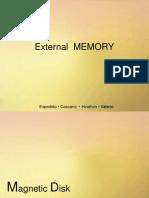 Chapter 5 External Memory
