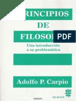 PrincipiosdeFilosofa-AdolfoCarpio