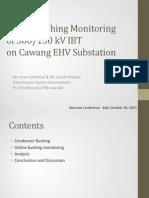 11_Imam_Bushing Monitoring Cawang ENV