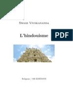 Swami Vivekananda - L'Hindouisme