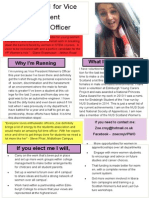 Zoe for Vice-President (Women)
