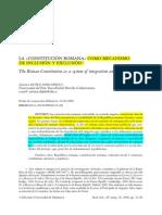 SOCII +++ La_constitucion_romana_como_mecanismo_