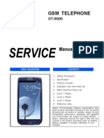 Manual de Servicio Samsung GS I9300