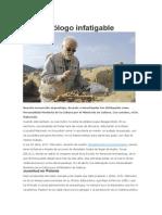 El Arqueologo Infatigable