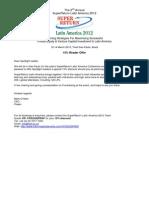 Preqin Private Equity Spotlight February 2012