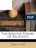 The Einstein Theory of Relativity - Lillian R. Lieber - 1966(1945).pdf