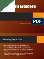 l2 Speech Disorder Kg 2014