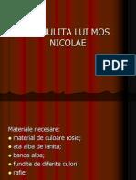 0 1 Cizmulita Lui Mos Nicolae