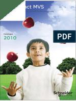 Masterpact MVS Catalogue 2010