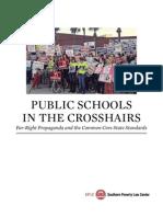 Public Schools in the Crosshairs