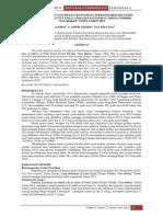 Jurnal Masyarakat Epidemiologi Vol 2. No. 2