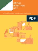 2004 MIT SocialCapitalAndInformationTechnology