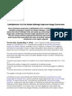 LinkOptimizer 4.9.5 for Adobe InDesign Improves Image Conversion