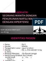 Ppt Assesment geriartri