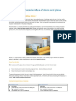 Comparative Characteristics of Stone and Glass Mineral Wool