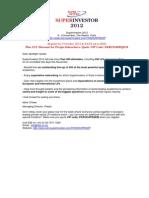 Preqin Private Equity Spotlight September 2012