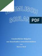 Himmlisch Schlank (German Editi - Woll, Marion