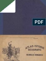 Atlas Istoric Geografic Al Neamului Românesc 1920