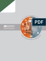 525 SATEC Catalog 2013