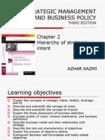 Kazmi Strategy Mgt Lessons