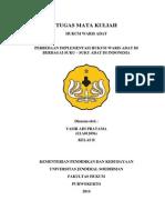 Makalah Hukum Waris Adat (Perbedaan Implementasi Hukum Waris Adat Di Berbagai Suku – Suku Adat Di Indonesia)